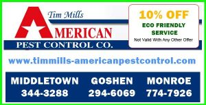 Save 10% Off Eco Friendly Service