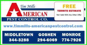 Free Termite Estimate